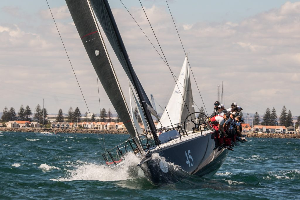 Jason Ward's Concubine is not far behind Secret Men's Business. Photos: Take 2 Photography