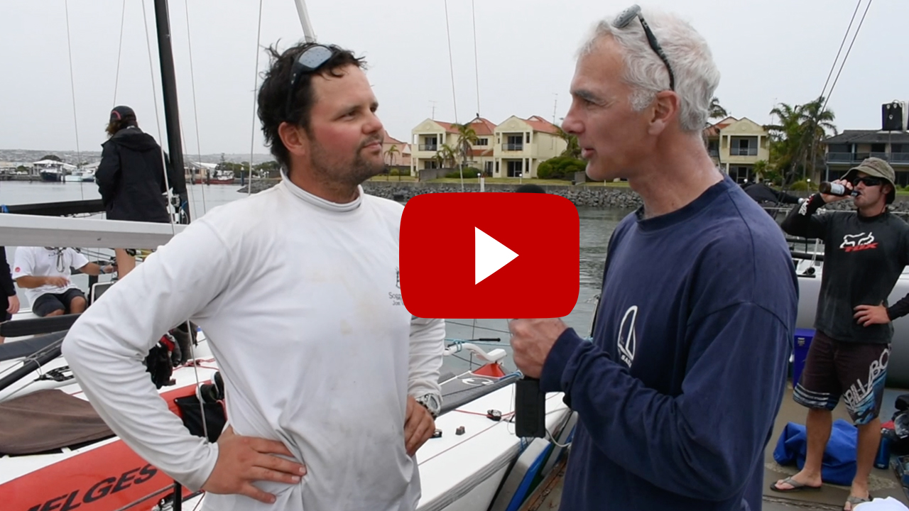 VIDEO INTERVIEWS: Melges 24 and keel boat sailors | Lincoln Week