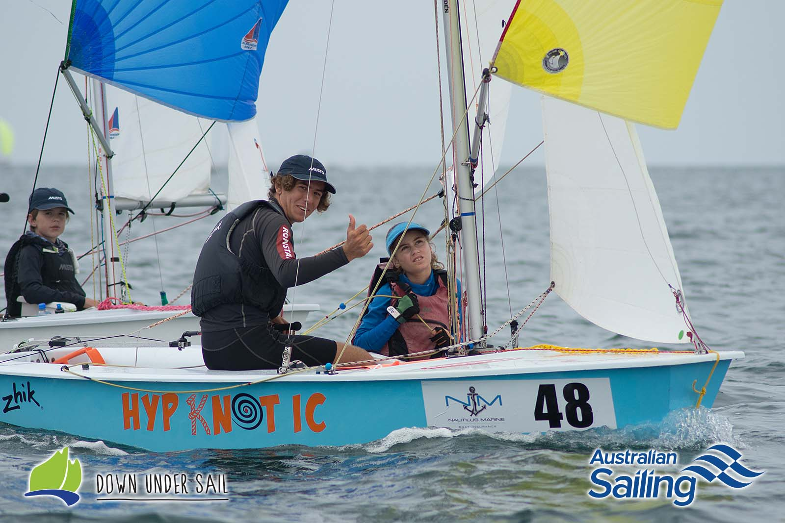 Action-packed weekend of South Australian sailing