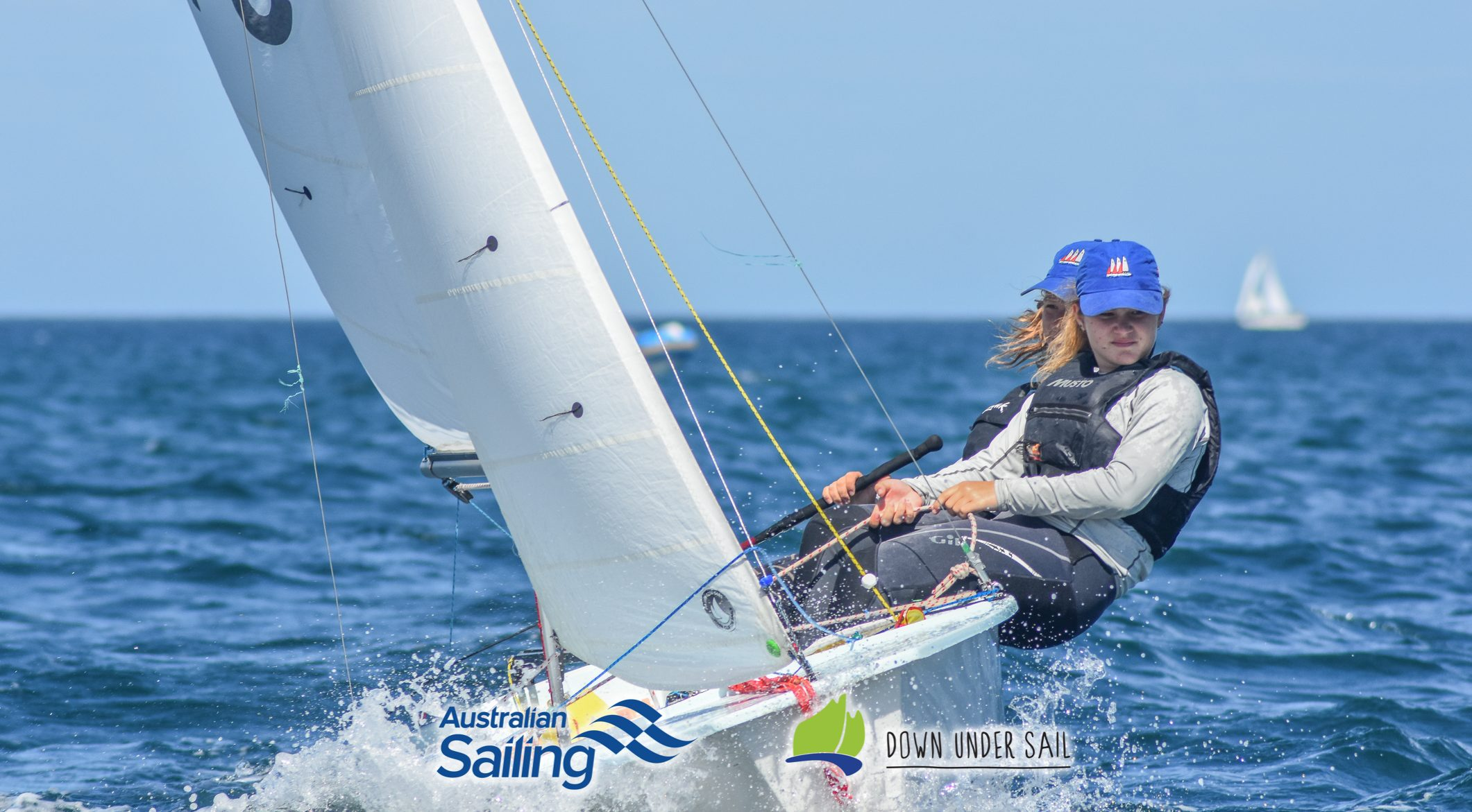 Tough conditions greet sailors on first day of racing | SA Youth Champs