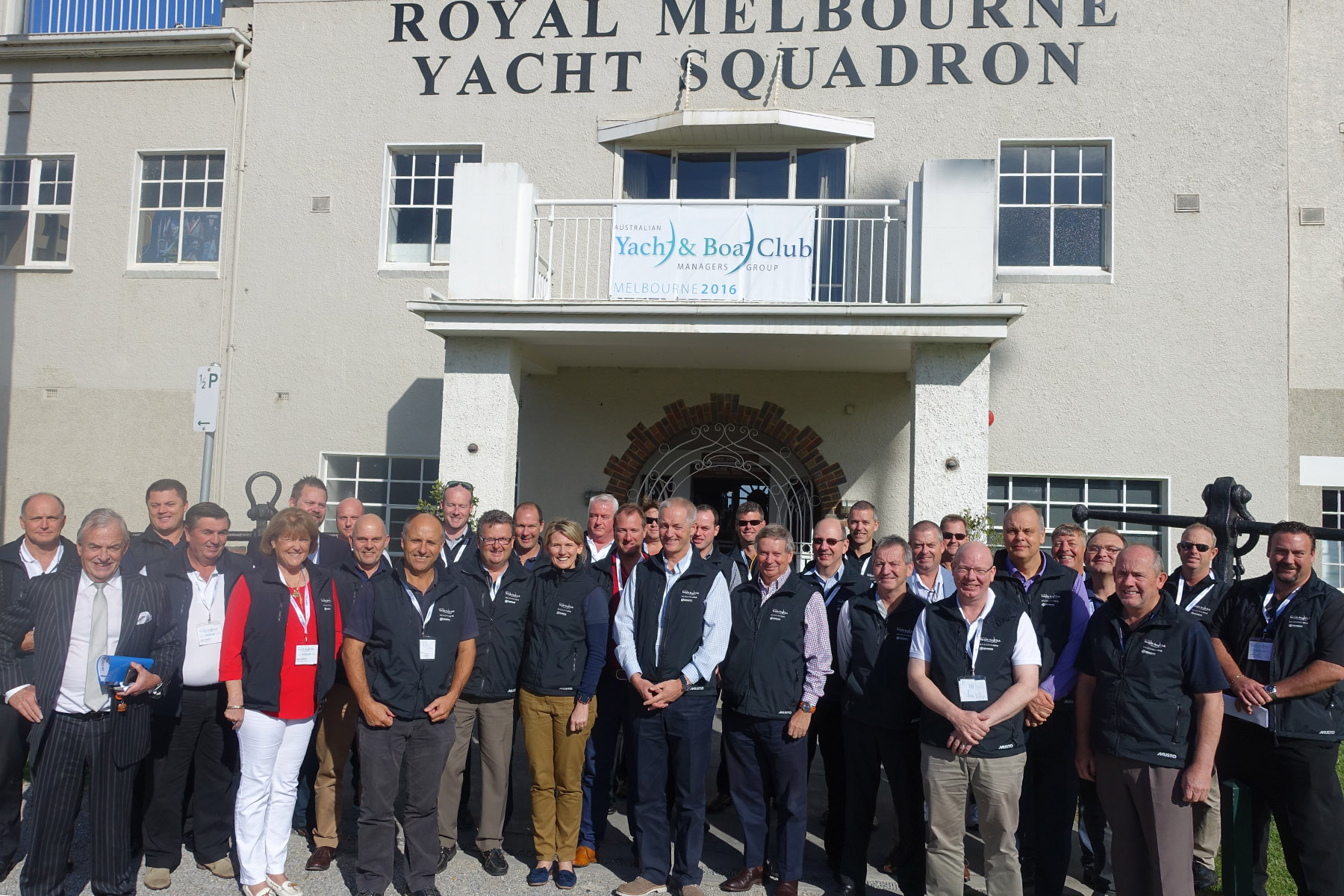 Invite Only – Select group of Yacht Club Managers to meet on the Gold Coast