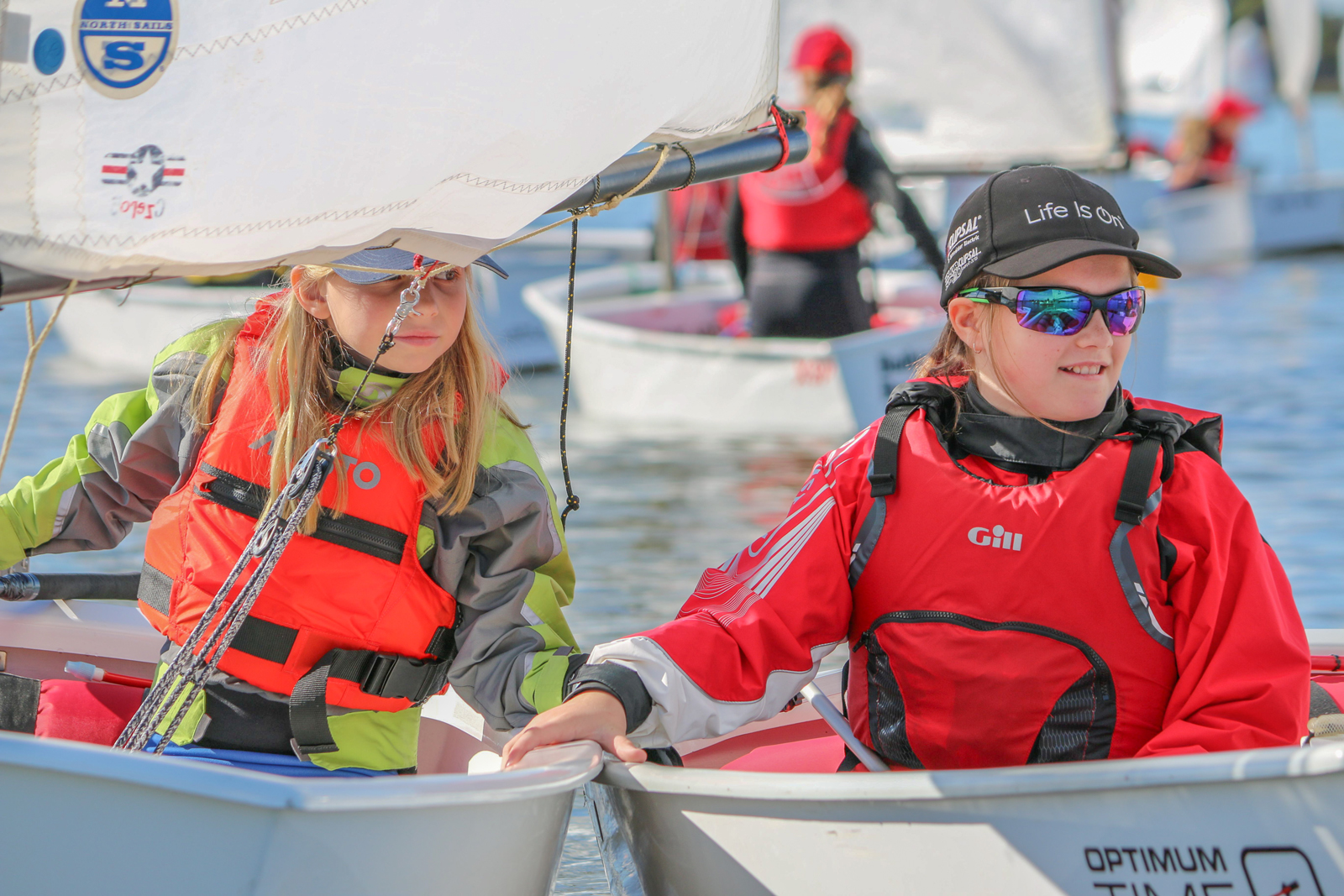 SA Optimist States at Goolwa Frostbite to cap off great season
