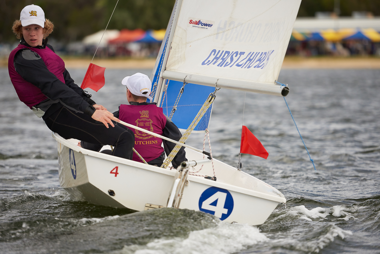 School Team Sailing's pinnacle event to hit Blairgowrie waters