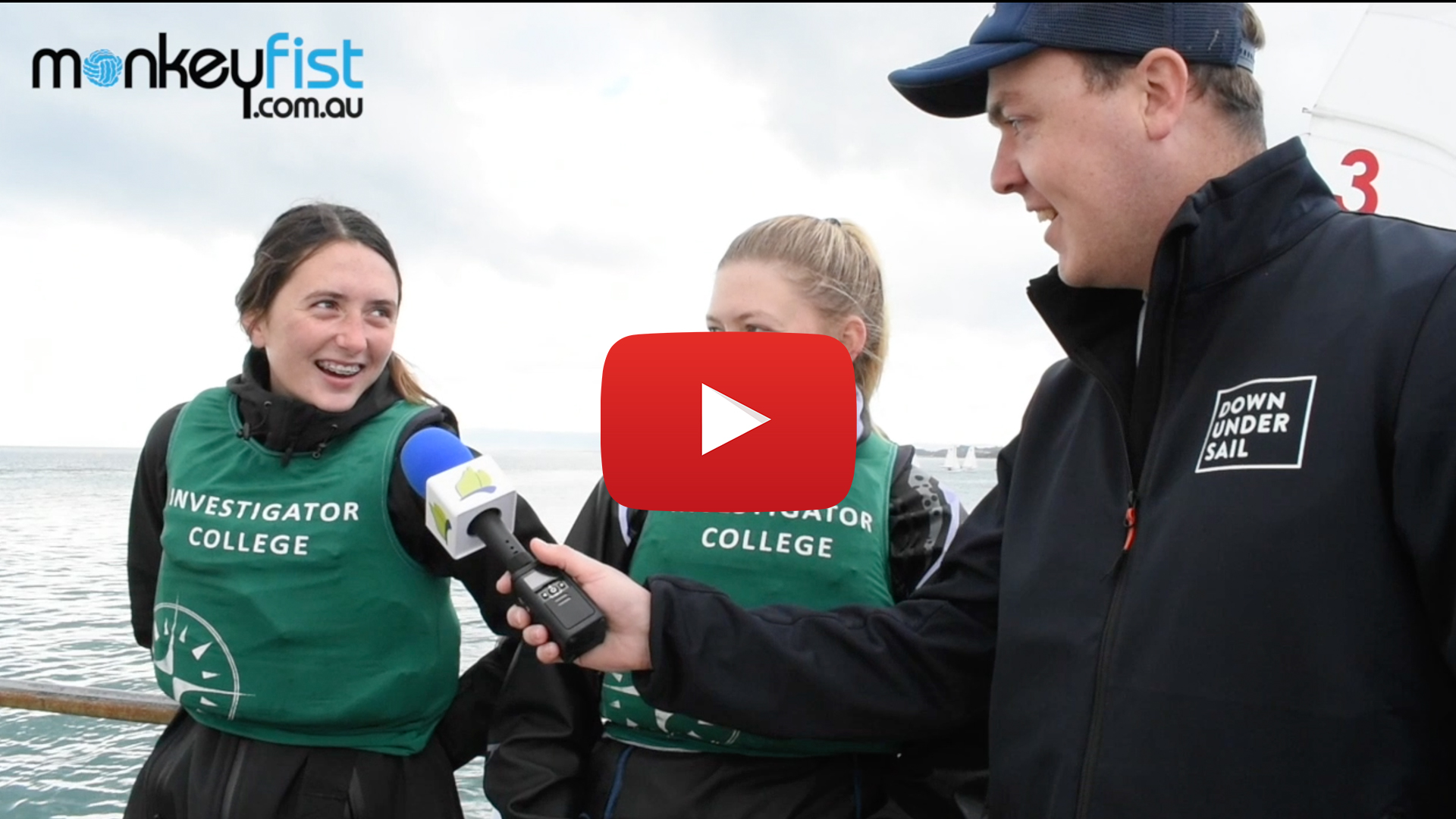 DAY 2 & 3 INTERVIEWS | School Team Sailing Nationals