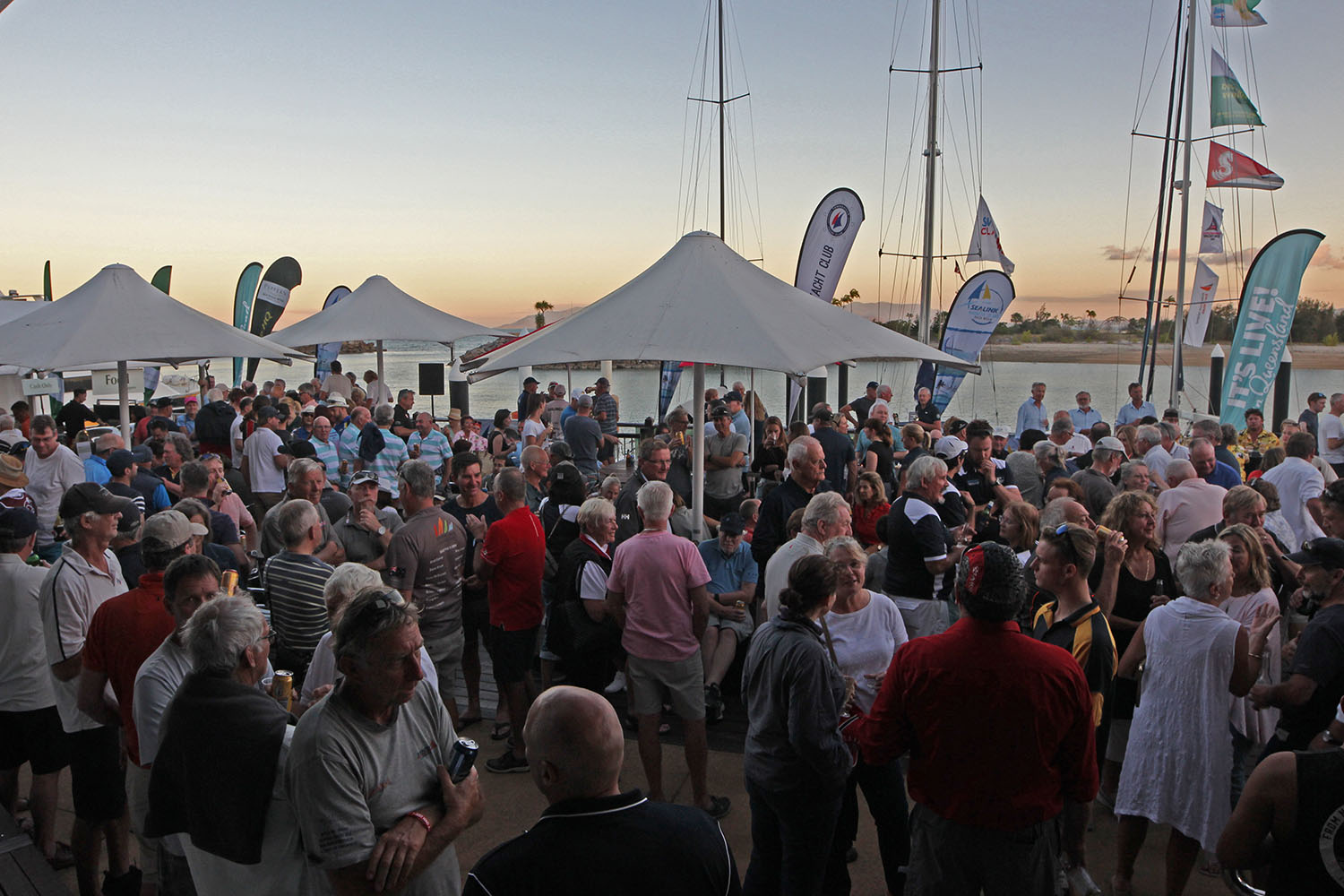 Day 1 dawns at SeaLink Magnetic Island Race Week