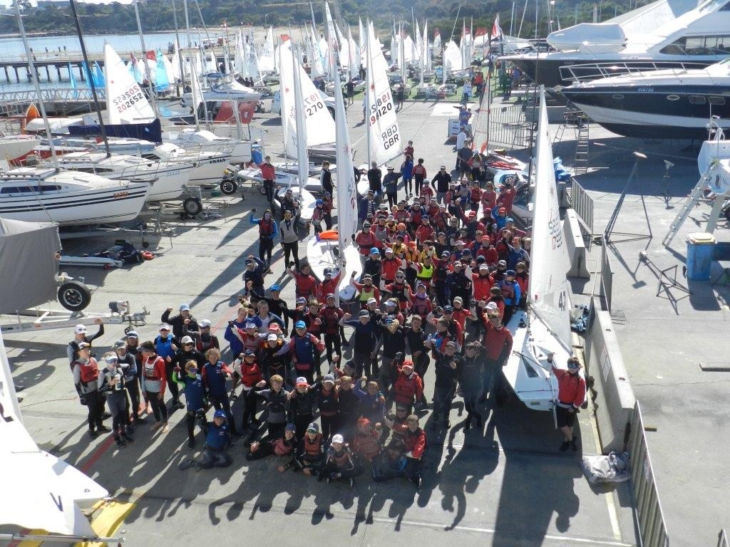 More than 170 entries as Sail Sandy gets set for massive event