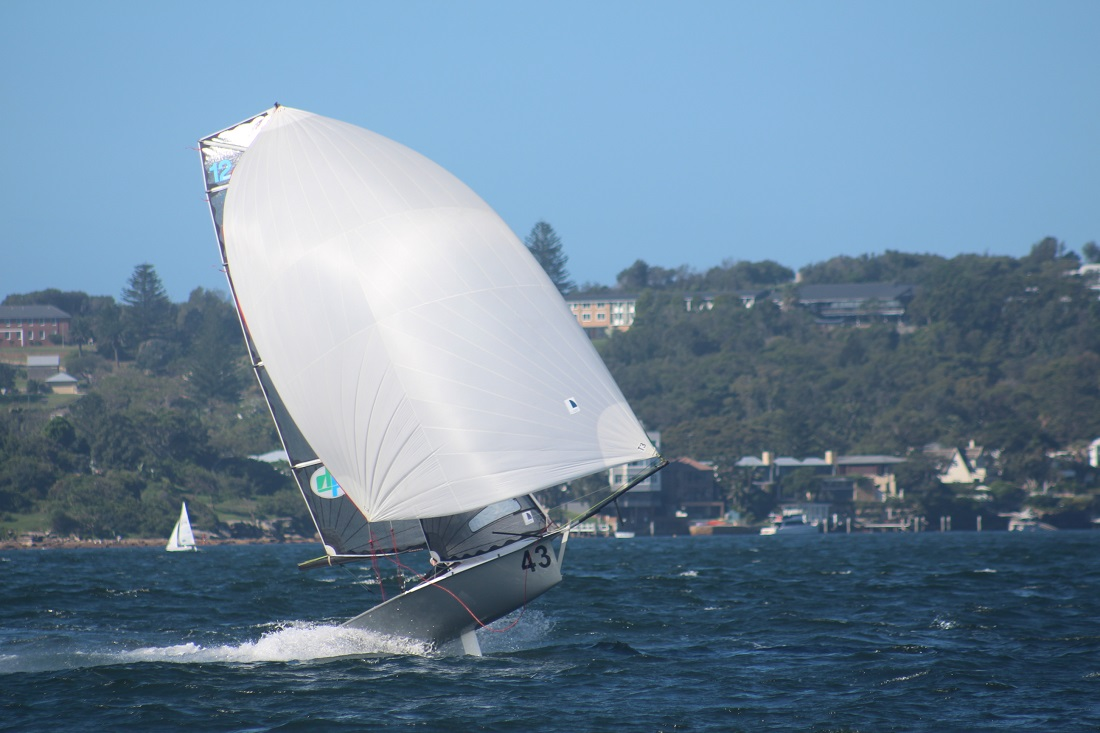 Upper Harbour Championship goes to Sydney Sailmakers