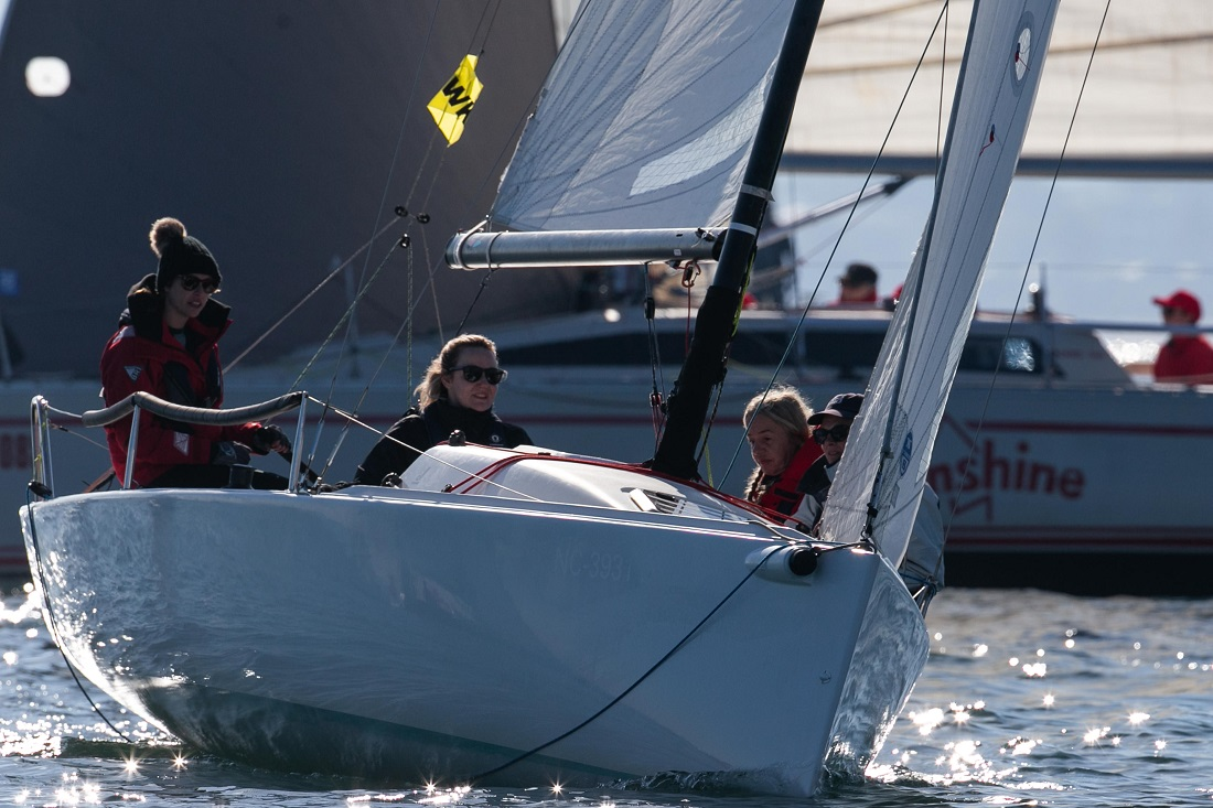 Gun entries for 2019 Australian Women's Keelboat Regatta