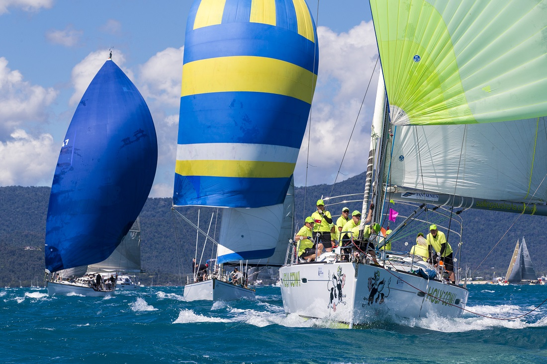 Entries coming in and prizes announced ahead of Airlie Beach Race Week
