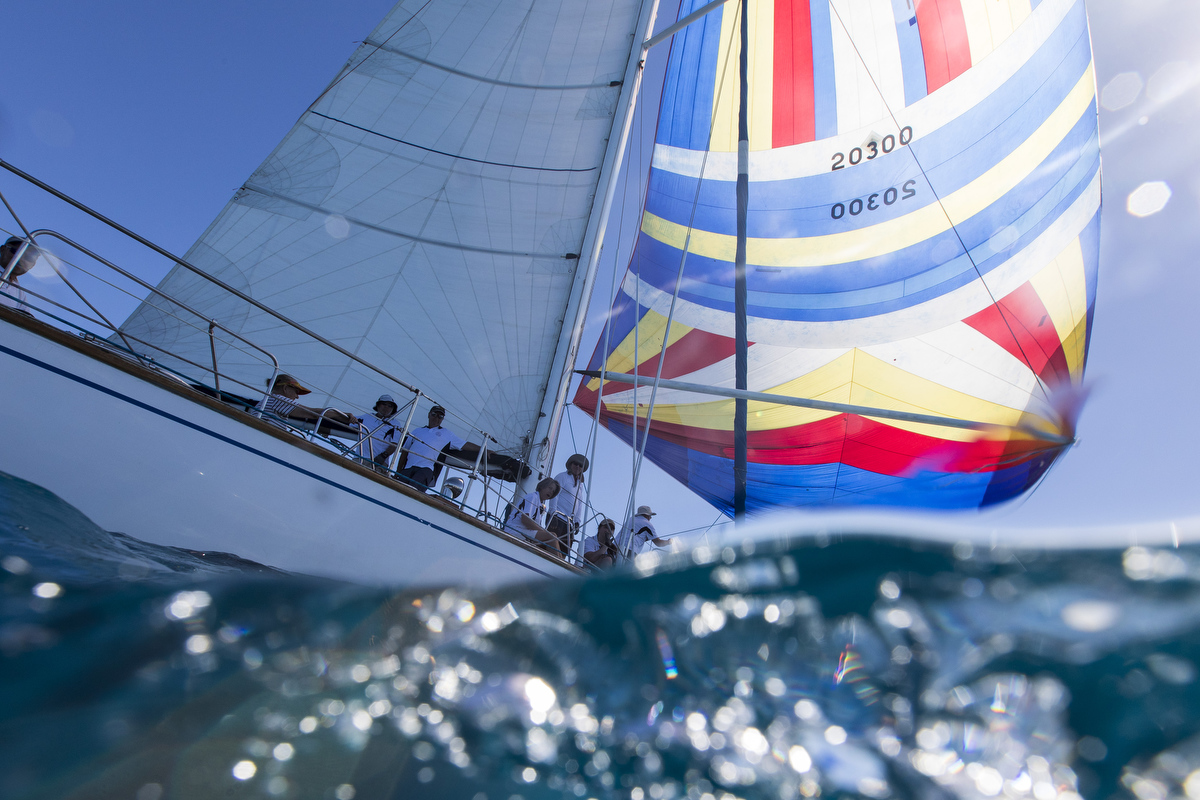 Airlie Beach Race Week: Light breeze sets the tone in opener