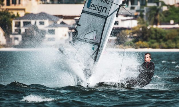 Plenty of tricks still up the sleeve after Day 1 of Chandler Macleod Aussie Moth Champs