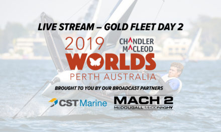 LIVE STREAM | Chandler Macleod Moth Worlds – Gold Fleet Finals