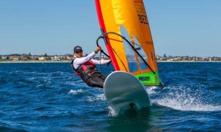 Newly-crowned world champion Nick Bez headlines Windsurfer fleet at Sail Sandy