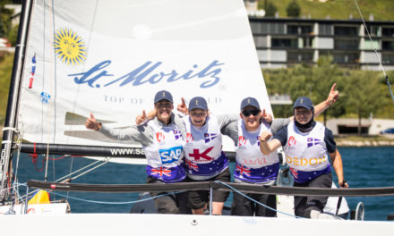 Royal Sydney Yacht Squadron wins Sailing Champions League 2019