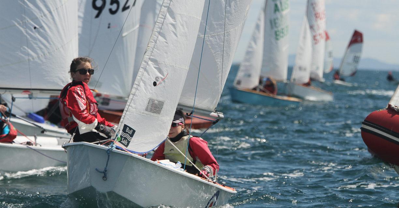 More than 30 Cadets expected to kick off the season at Sail Sandy