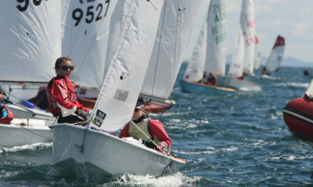 More than 30 Cadets expected to kick off the season at Sail Sandy