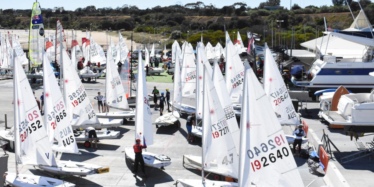 Sail Sandy Regatta closes in on 200 entries