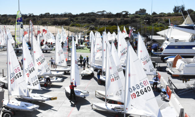 Sail Sandy Regatta closes in on 200 entries