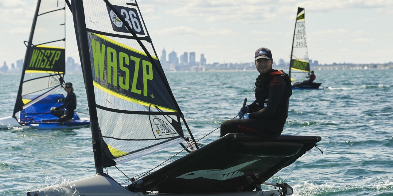 WASZP fleet to kick off 2019 season with Sail Sandy Regatta