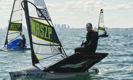 WASZP fleet to kick off 2019 season with Sail Sandy Regatta