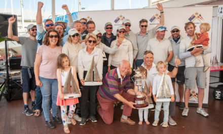 Hobsons Bay Yacht Club claims Lipton Cup victory in exciting new teams format