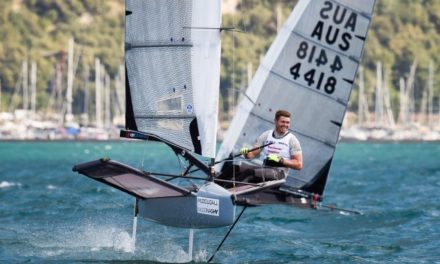 Some of sailing's biggest names primed for 2019 Moth Worlds in Perth