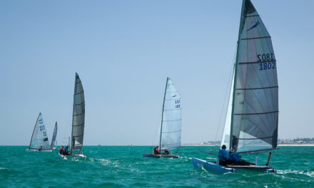 Overall results begin to take shape at 2020 Adelaide National Regatta