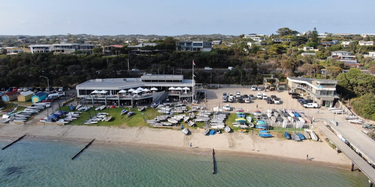Slow start for sailors at 2020 Australian 29er Nationals at Blairgowrie Yacht Squadron