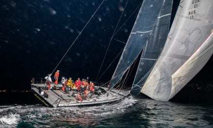 Chinese Whisper sets a new benchmark in SA ocean racing classic