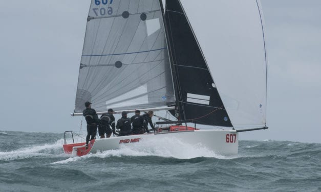 Deussen clinches second Melges 24 title in a row after dominant final day