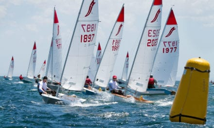 Sabre class publishes initial findings in new sail evaluation process