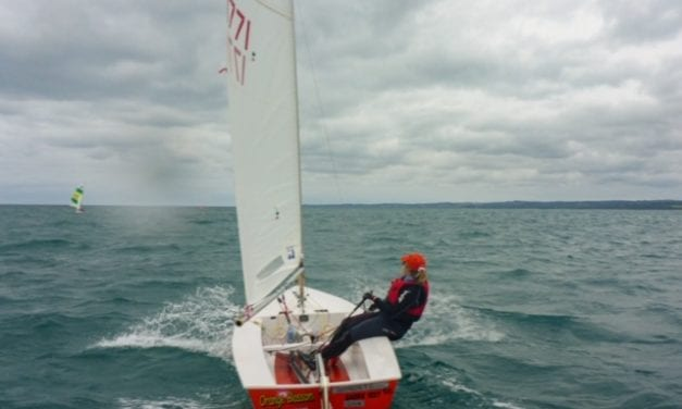 Bridge over troubled waters – how Melbourne Sabre sailors are riding the second wave