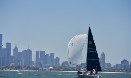 Intrusion takes out another Victorian S80 Championship