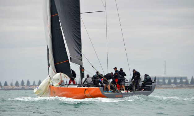 New TP52 looks to win back bragging rights in SA's premier ocean race