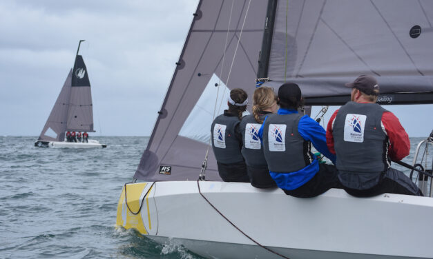 SAILING Champions League Final combining with Newcastle's SailFest